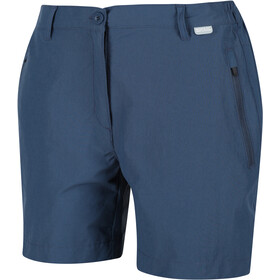 Regatta Highton Shorts Damer, blå